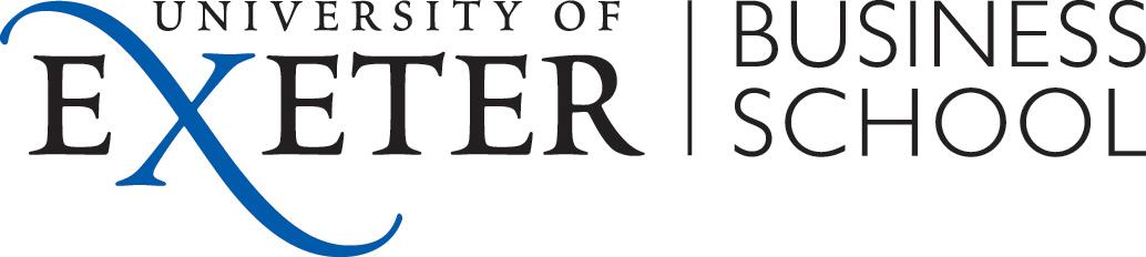 University of Exeter Businesses School Logo